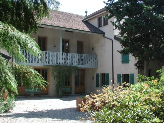 Musée de Carouge (jardin)