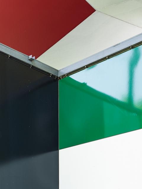 Pavillon Le Corbusier, © Georg Aerni
