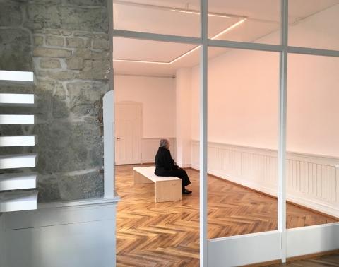 Museum of Emptiness / Ausstellungsraum / © Gilgi Guggenheim