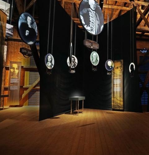Ausschnitt Anna-Göldi-Museum Einrichtung