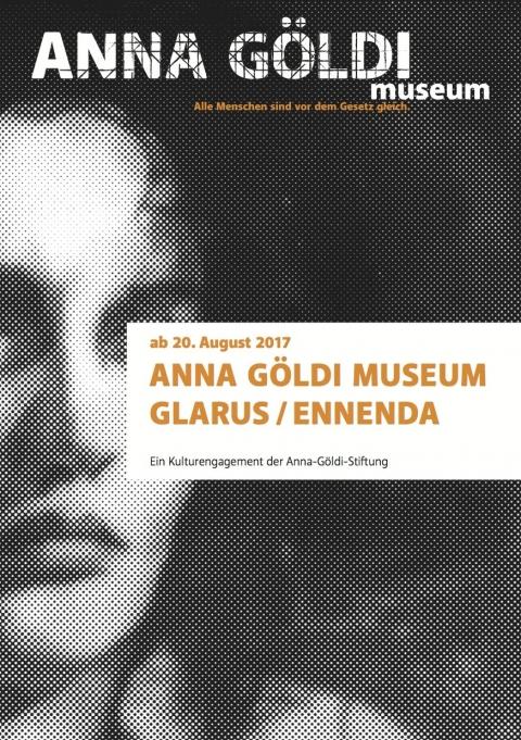 Anna-Göldi-Museum Plakat