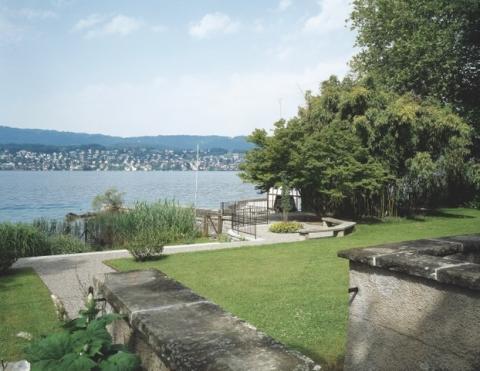 Garten Haus C.G. Jung