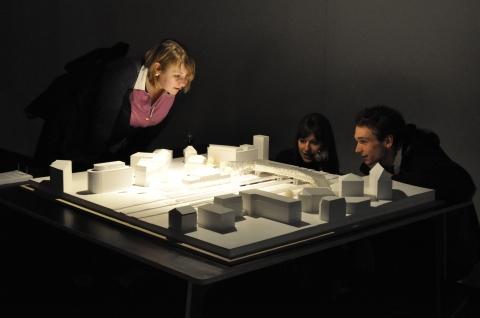 Exposition Pièces à Conviction, 2012