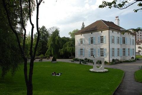 Musée d'histoire et Parc des Musées ©Ville LCdF, A. Henchoz