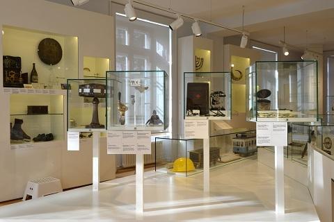 Une des nouvelles salles d'exposition ©Ville LCdF, A.Henchoz