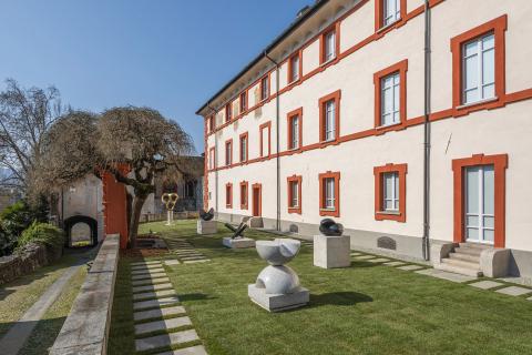 Museo Casorella - Giardino Max Bill