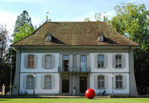 Aussenansicht Kunsthaus Zofingen