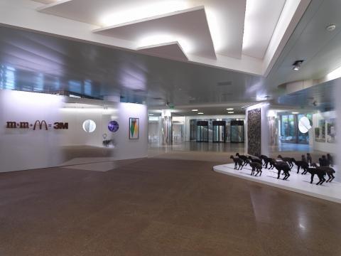 Art et développement durable Vol. 12: espace futur - d'aujourd'hui à demai