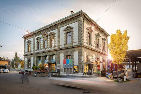 Kulturhaus Palazzo, Liestal 2019, Foto: Rico Berchtold