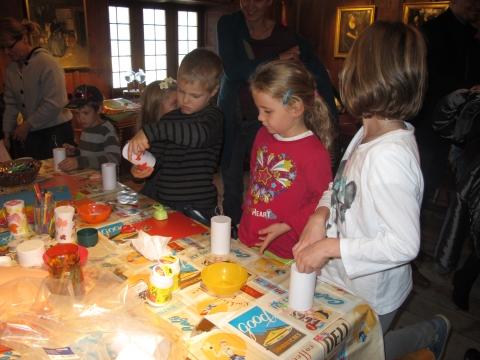 Le Musée accueille de nombreux enfants