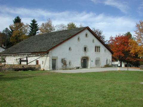 Le Musée paysan dans une ferme datant de 1612