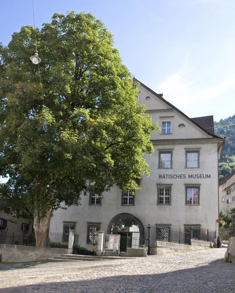 Das Museum befindet sich im barocken Patrizierhaus
