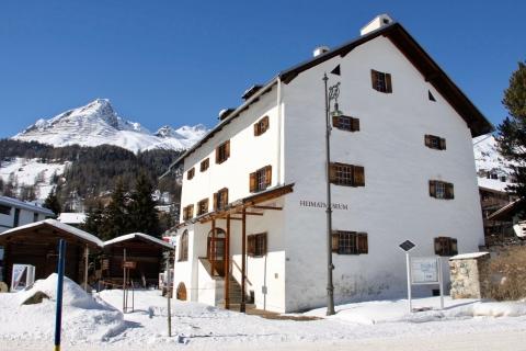 Jenatschhaus, einst im Besitz des Sohnes von Jörg Jenatsch.