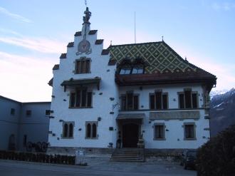 Das 1906 erbaute und 2000 erweiterte Historische Museum.