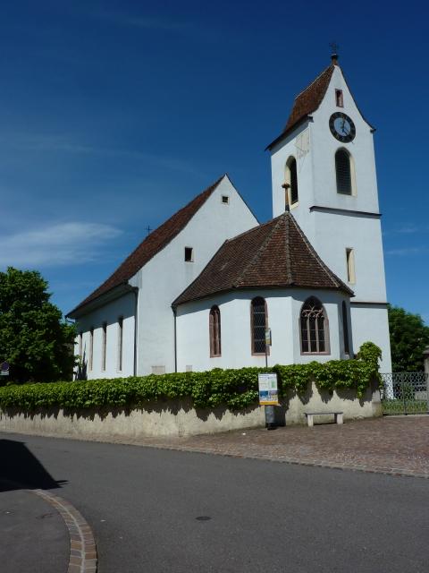 Aussenansicht, Heimatmuseum Schwarzbubenland in Dornach
