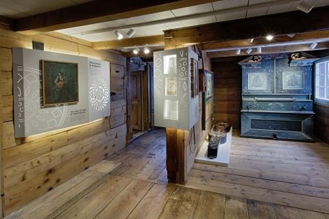 Museum Ackerhus, Ausstellungsraum