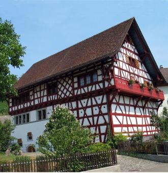 Barockes Weinbauernhaus von 1670