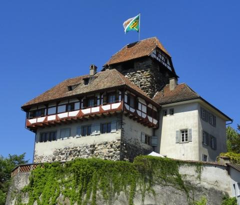 Schloss Frauenfeld, Sitz des Historisches Museums Thurgau.