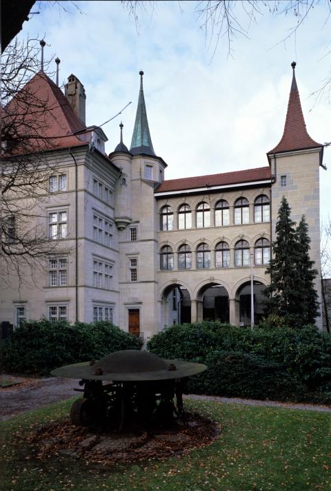 Hôtel Ratzé copyright : Musée d'art et d'histoire