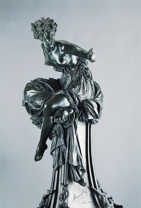 La Pythie copyright: Musée d'art et d'histoire