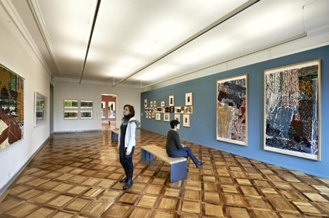 Cabinet d'arts graphiques © Photo: Rémy Gindroz