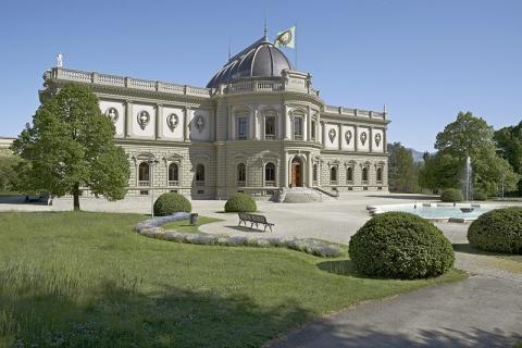 Musée Ariana, Genève Photo : Rémy Gindroz