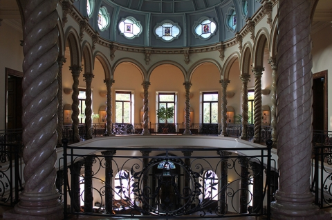 Grand hall du Musée Ariana Photo : Musée Ariana