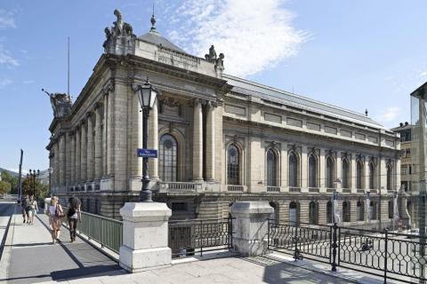 Musée d'art et d'histoire, Genf  © Rémy Gindroz