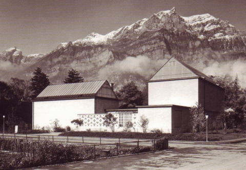 Kunsthaus Glarus, 1952