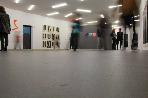 Kunsthaus Grenchen, IMPRESSION 2015, (c) KHG, Annatina Graf
