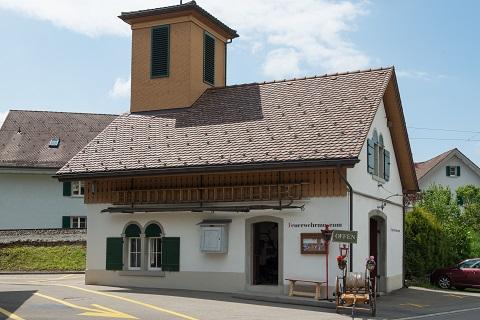 Ansicht Feuerwehrmuseum