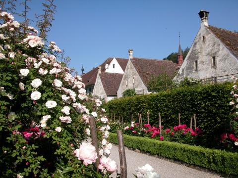 Die Klausen der Kartäusermönche im Ittinger Museum