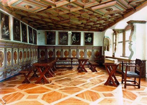 Refektorium im Ittinger Museum