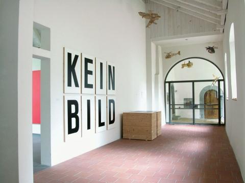 Einer der Ausstellungsbereiche des Kunstmuseums Thurgau