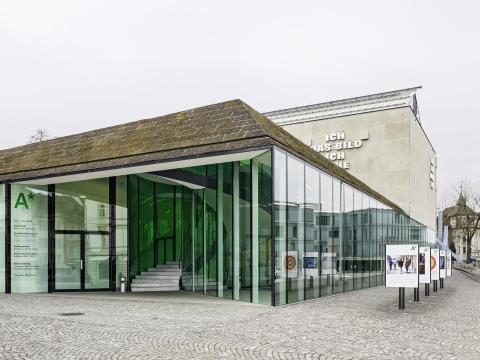 Aargauer Kunsthaus, Aarau Foto: Georg Aerni, Zürich