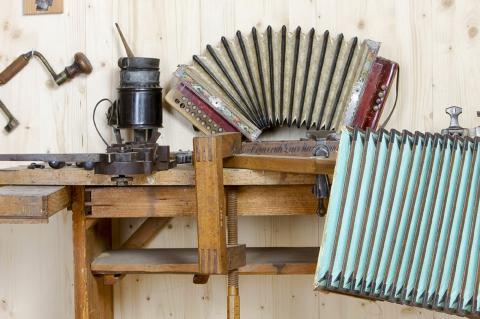 Orgelwerkstatt