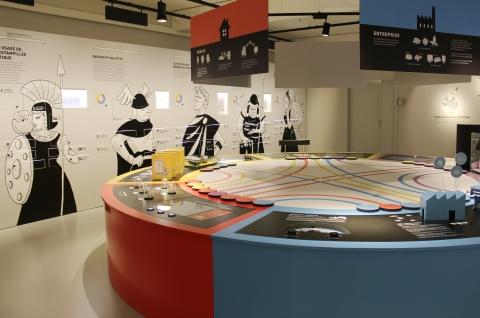 Musée monétaire cantonal, Lausanne