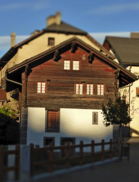 Das Museum befindet sich in einem 1889 erbauten Wohnhaus.