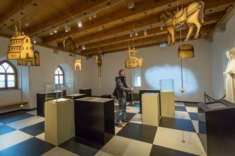 Schloss Lenzburg, Ausstellung 'Rittertum und Adel'