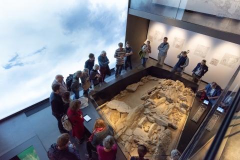 Steinzeitliche Gräber aus Lenzburg