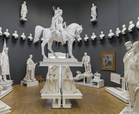 Ottagono: gli eroi del Risorgimento, copyright M. Zeni.