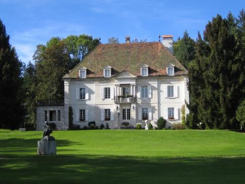 Musée d'horlogerie du Locle - Château des Monts