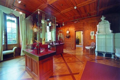 Salle Sandoz, Musée d'horlogerie du Locle