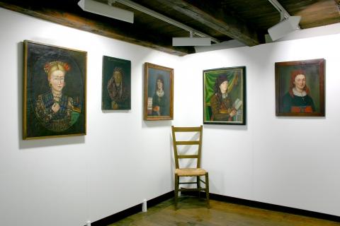 Sala C. A. Meletta (CDE; foto R. Pellegrini)