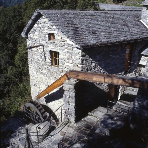Mulino di Loco (CDE; foto R. Pellegrini)