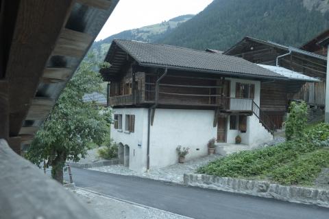 Maison des Glaciers / Charly Rappo