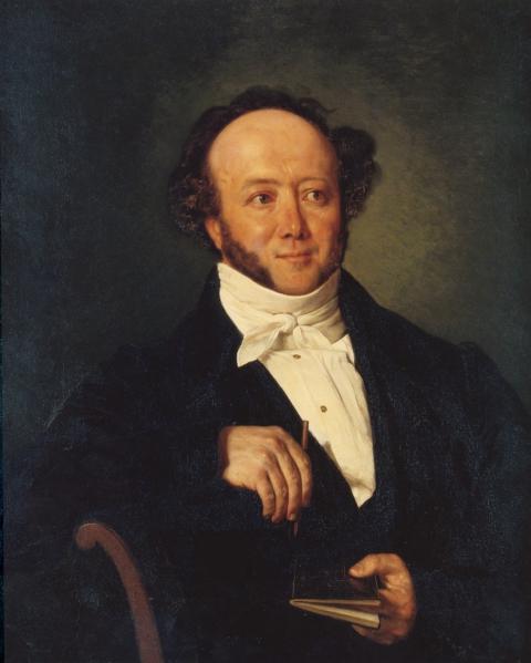 Albert Bitzius – besser bekannt als Jeremias Gotthelf