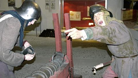 Musée de l'artillerie