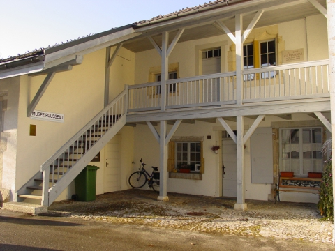 Maison Rousseau (Ph. Nicole Bosshart)