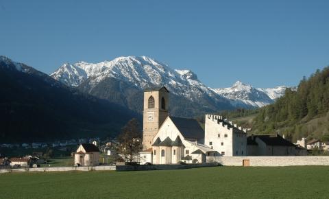 Kloster St. Johann in Müstair, UNESCO Welterbe